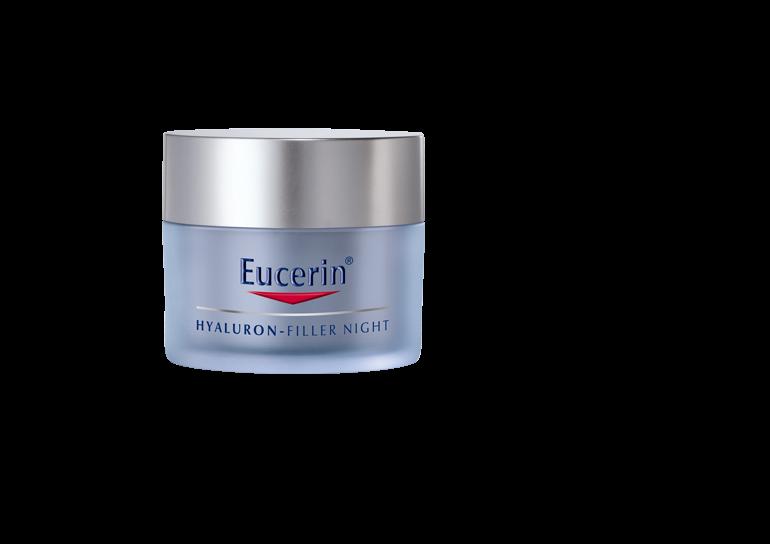 Eucerin HYALURON-FILLER intenzivní vyplňující noční krém proti vráskám 50ml