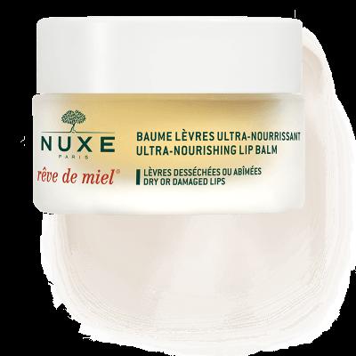 Nuxe Rêve de Miel Ultra výživný balzám na rty 15g