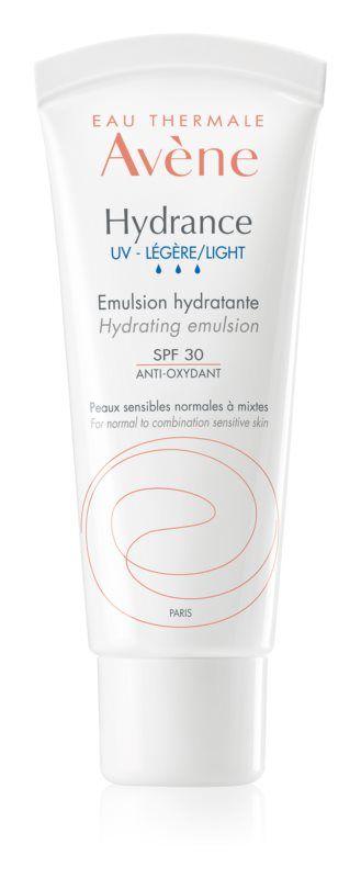 Avène HYDRANCE LEGERE UV Hydratační emulze SPF 30, 40ml Pierre Fabre