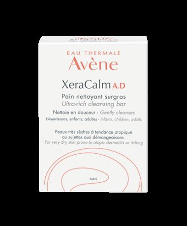 Avène XeraCalm A.D Ultra vyživující mycí kostka 100g Pierre Fabre