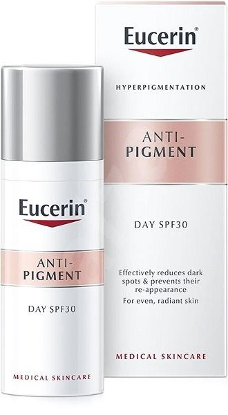 Eucerin ANTI-PIGMENT Denní krém SPF30, 50ml
