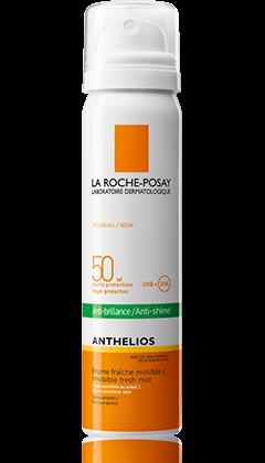 La Roche-Posay ANTHELIOS SPREJ NA OBLIČEJ Osvěžující SPF 50, 75ml