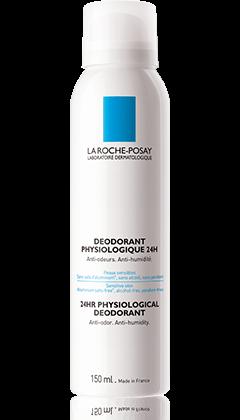 La Roche-Posay DEODORANT physiologique 24H sprej 150 ml