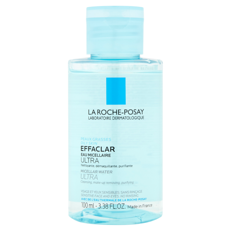 La Roche-Posay EFFACLAR Micelární voda Ultra 100ml