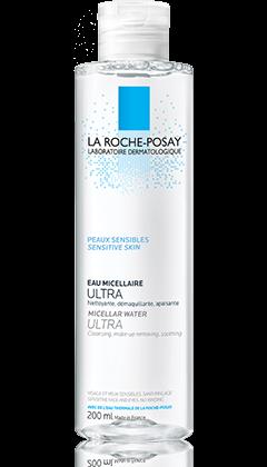 La Roche-Posay Micelární voda ULTRA - CITLIVÁ pleť 400 ml