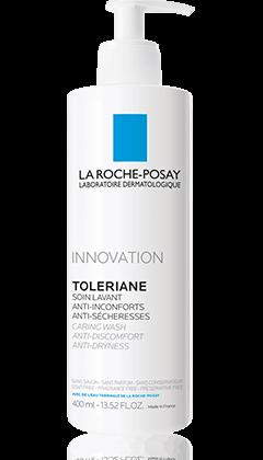 La Roche-Posay TOLERIANE Jemný čisticí krém 400 ml