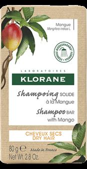 Klorane MANGO TUHÝ Šampon 80g Pierre Fabre