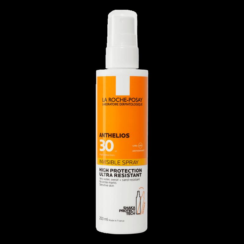 La Roche-Posay ANTHELIOS SHAKA SPREJ Pro všechny typy pokožky SPF 30, 200 ml