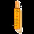 Nuxe SUN Olej na Obličej a Tělo SPF 30, 150ml