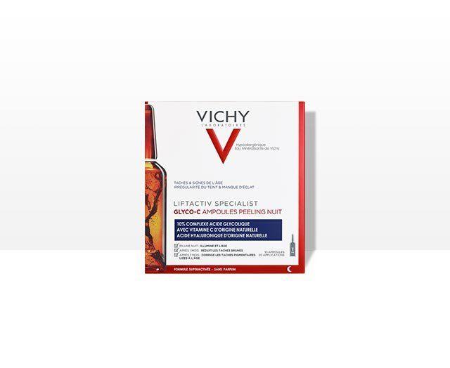 Vichy LIFTACTIV SPECIALIST GLYCO-C Anti-Age ampule proti pigmentaci 10 ampulí/20aplikací